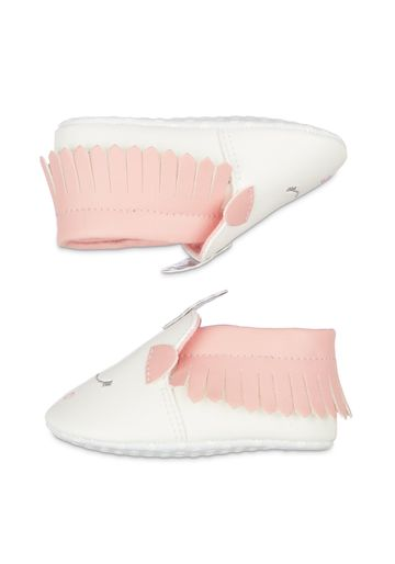 Mothercare | White Unicorn Pram Trainers