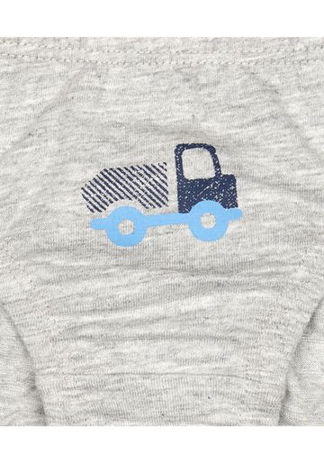 Mothercare | Tractor Briefs - 5 Pack