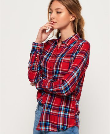 Superdry | ANNEKA CHECK SHIRT