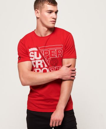 Superdry | CORE GRAPHIC TEE