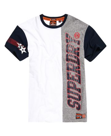 Superdry | PODIUM MID WEIGHT TEE