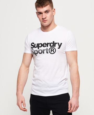 Superdry | CORE SPORT GRAPHIC TEE