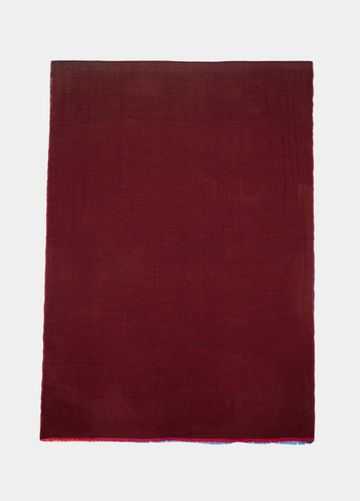 SATYA PAUL | Satya Paul Four Shaded Ombre Wool Stole