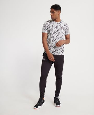 Superdry | ACTIVE LOOSE AOP TEE