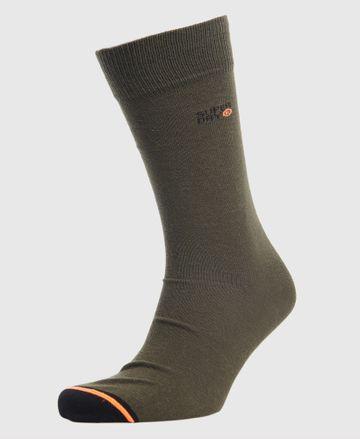 Superdry | Olive Socks