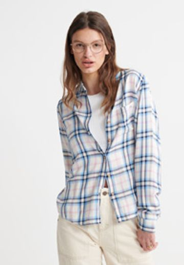 Superdry | LIGHTWEIGHT CHECK SHIRT