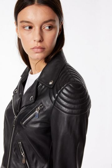 GAS | Black Women's Merida Ls Solid Jacket