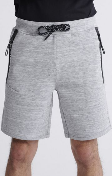 Superdry | Light Grey Gymtech Shorts