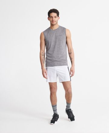 Superdry | TRAINING DOUBLE LAYER SHORTS