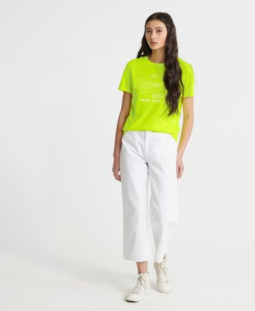 Superdry | VL OUTLINE POP ENTRY TEE