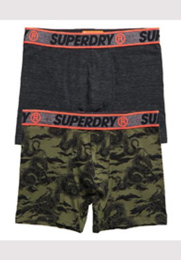 Superdry | BOXER DOUBLE PACK