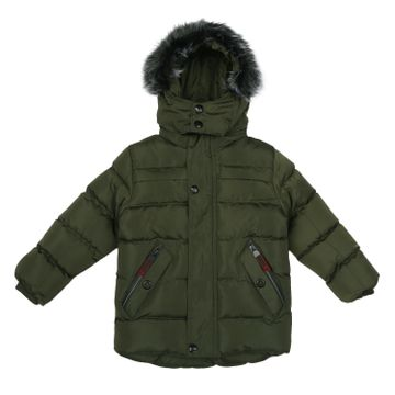 Mothercare | Boys Full sleeves Jacket - Olive