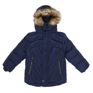 Mothercare | Boys Full sleeves Jacket - Blue