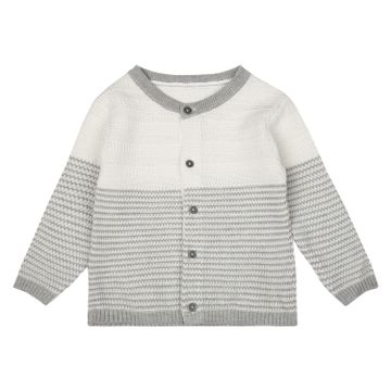 Mothercare | Boys Full Sleeves Sweater - Grey