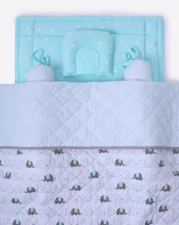 Mothercare | Mila Baby Elephant Sleep Essentials Set (Small bundle)