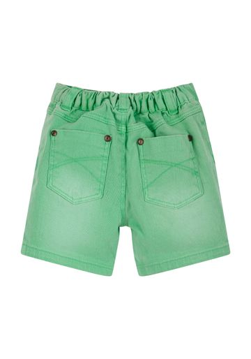 Mothercare | Boys Green Denim Shorts - Green