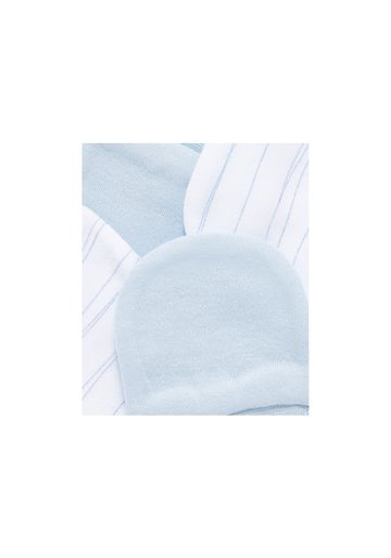 Mothercare | Boys My First Mitts - 2 Pack - Blue