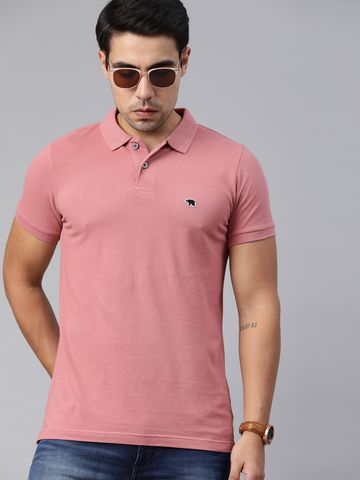 The Bear House   POLO Solid T-Shirt