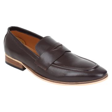 Lujo | LUJO lure handmade Loafer - Brown