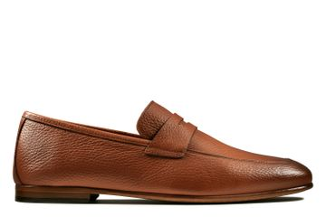 Clarks | CODE STEP TAN LEATHER