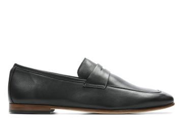 Clarks | CODE STEP BLACK LEATHER