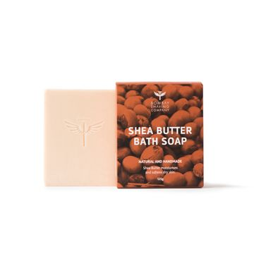 Bombay Shaving Company |  Shea Butter Moisturizing Bath Soap - 125g