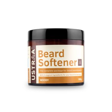 Ustraa | Beard Softener Woody 100g