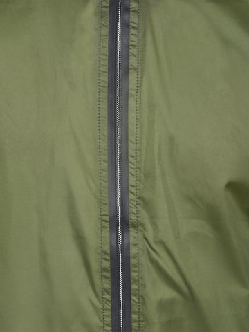 spykar   Spykar Olive Solid COMFORT FIT Bomber Jackets