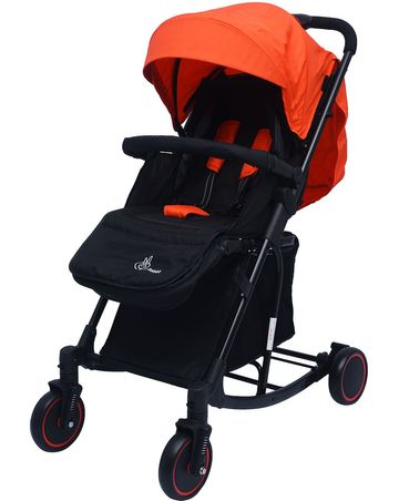 Mothercare | R for Rabbit Rock N Roll Rocking Baby Stroller