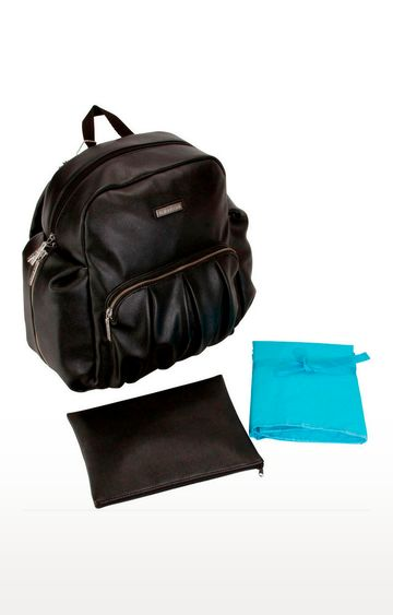 Mothercare | Kalencom Chicago Backpack Black Diaper Bag