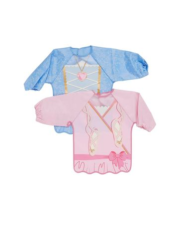 Mothercare | Mothercare Dress Up Coverall Bibs - 2 Pack
