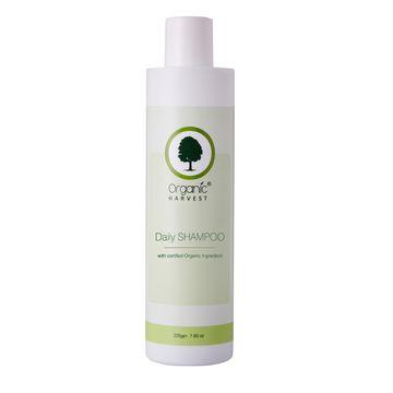 Organic Harvest   Daily Shampoo - 225ml