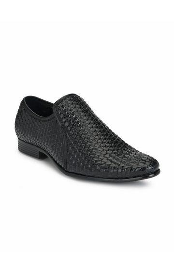 Guava | Guava Semi-Formal Loafer Shoes - Black