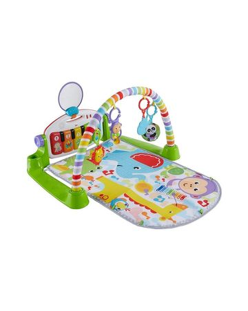 Hamleys | Fisher Price Deluxe Kick And Play Piano Gym