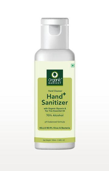 Organic Harvest | Hand Sanitizer(100ml) - Pack of 5