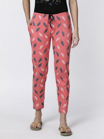 Kryptic | Kryptic feather printed pyjama