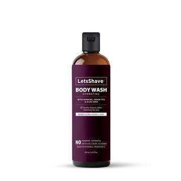 LetsShave   LetsShave Arabic OUD Body Wash (GINSENG & GREEN TEA) - 250ML