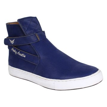 AADY AUSTIN | Aady Austin Genial High Top Shoes - Blue