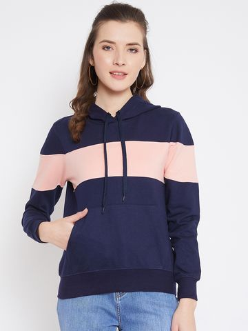 Jhankhi | Women's Sweatshirt Hooded Neck Full Sleeves