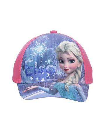 Mothercare | Kidsville Girls Cap Frozen-Pink