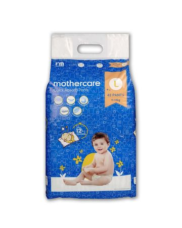 Mothercare | Mothercare Diaper Extra Absorb L