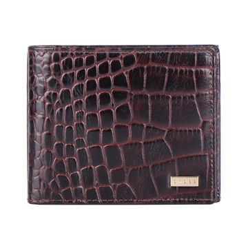 Turtle | Mens Wallet - Coin pocket with snap closure. Four card slots. Slip In Pockets Two full-length currency compartments