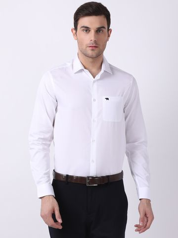 The Bear House | TBH Clsssic Premium Formal Shirt