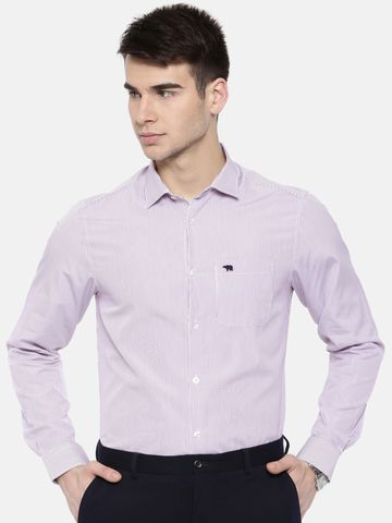 The Bear House | TBH PREMIUM FORMAL SHIRT WITH REMOVABLE COLLAR-BONE