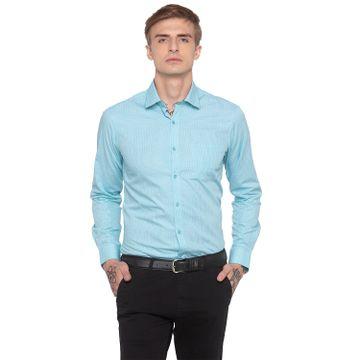 globus | Globus Window Pane Checked Green Shirt