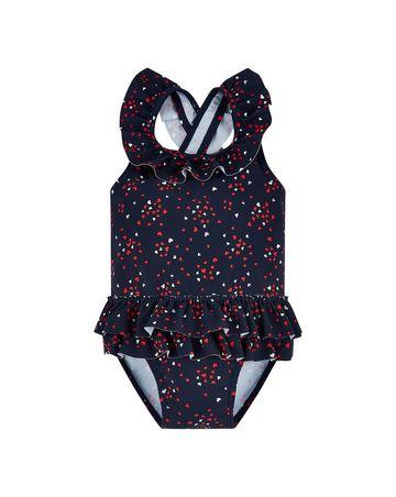Mothercare | Blue Printed Swimwear