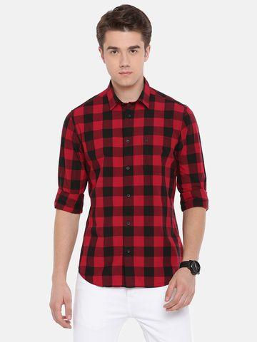 The Bear House | TBH Checkered Button-Down Shirt