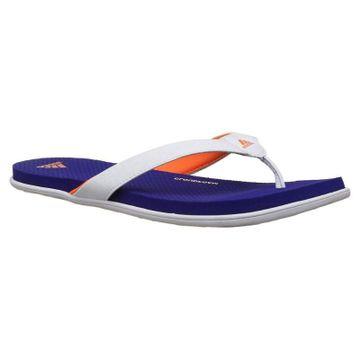 adidas | adidas Women's White Thong Flip Flops