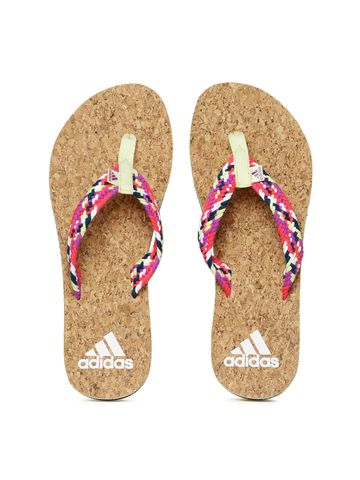 adidas | adidas Women's Multi-Color Thong Flip Flops