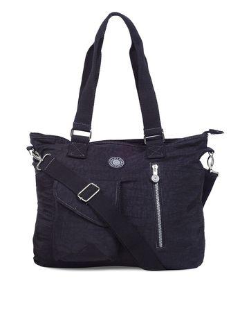 BAHAMA | BAHAMA Women Black Crinkle Nyon Handbags